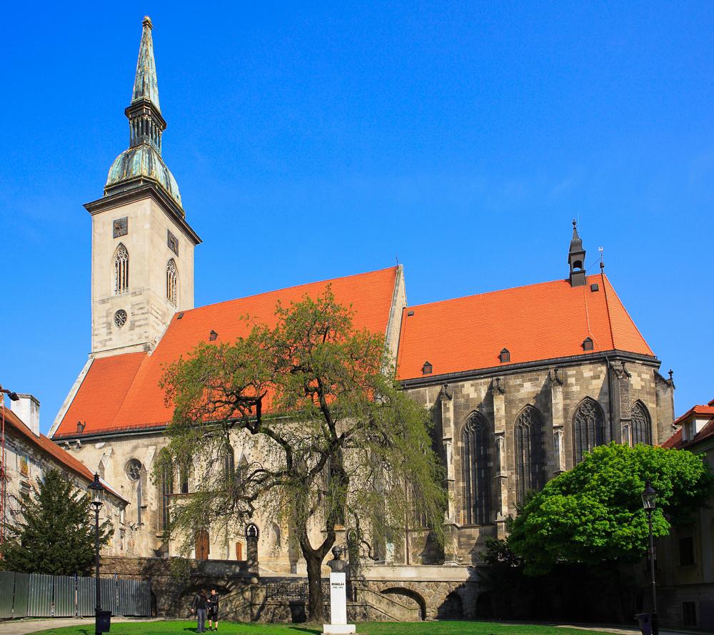 St´Martins Cathedral Bratislava