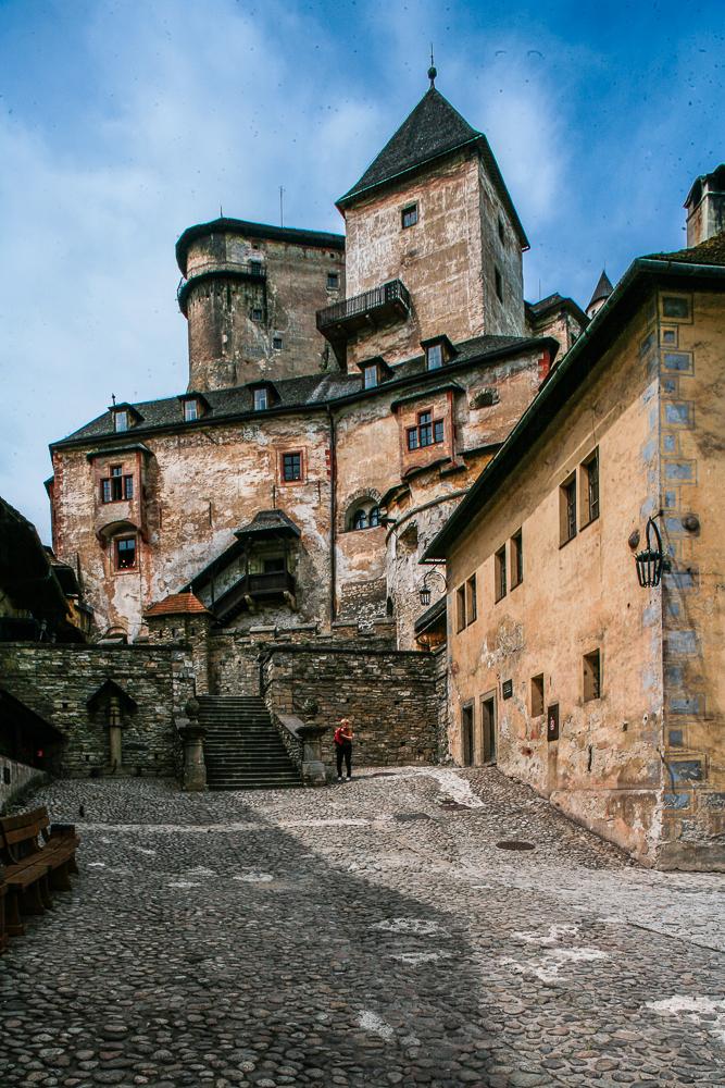 Visit Orava Castle