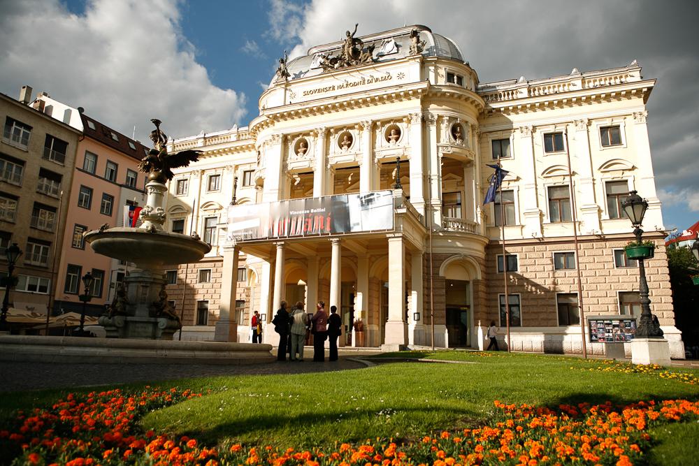 Bratislava Old Opera
