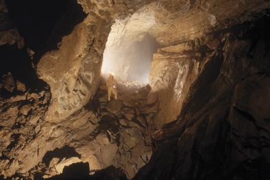Cave Slovakia