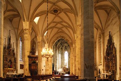 St´Martins Cathedral Bratislava interior