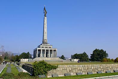 Slavin memorial Bratislava