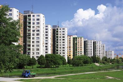 Petrzalka estate
