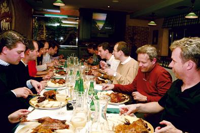 Goose Feast with Enjoy Slovakia DMC