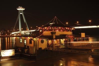 UFO SNP Bridge Bratislava