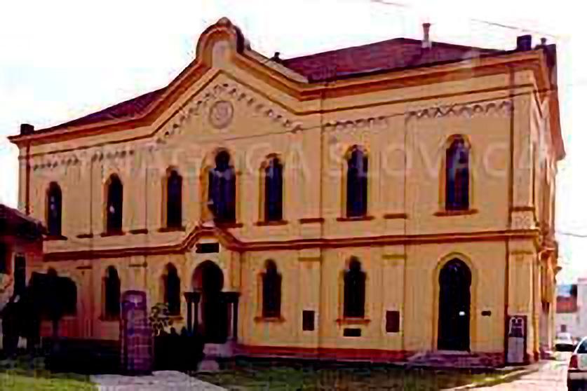 Synagogue Presov