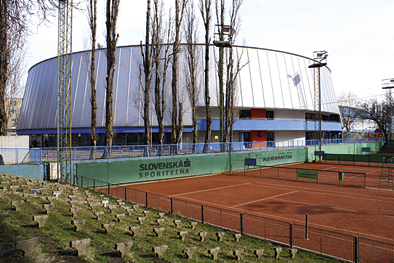 National Tennis centre Bratislava