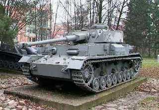 Museum SNP Banska Bystrica tank