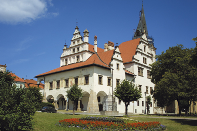 Levoca Main Hall