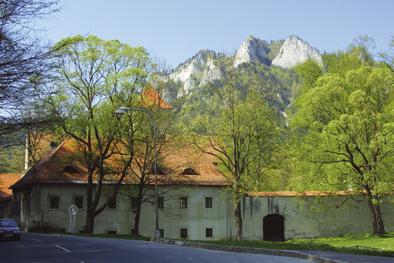 Cerveny Klastor - Red Monastery Dunajec