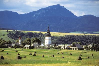 kostol sv. Ladislava, Liptovské Matiašovce Partizánska Lupča, Visit Liptov region