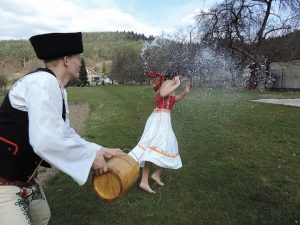 Slovakia Easter traditions